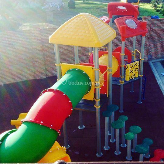 Juegos Infantiles De La Casa De La Abuela Foto 21 - Casa-de-juegos-infantiles