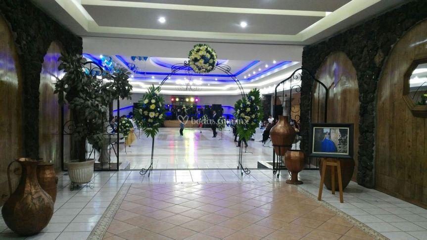 Salón Valentinos