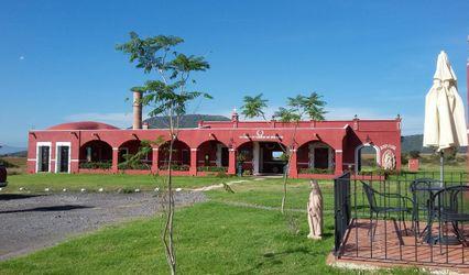 Hacienda Santa Clara de Montefalco 1