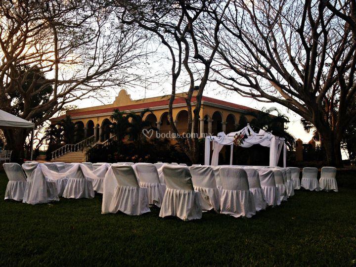 Hacienda El Triunfo