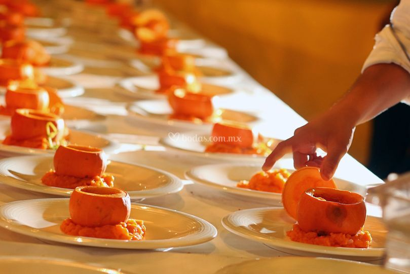 Catering Cancún