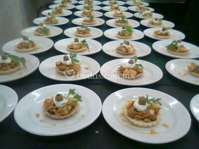 Banquetes Mexicana Gourmet