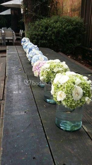 Flores para eventos y bodas