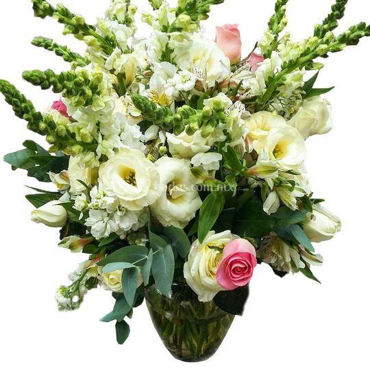 Arreglos florales en su evento