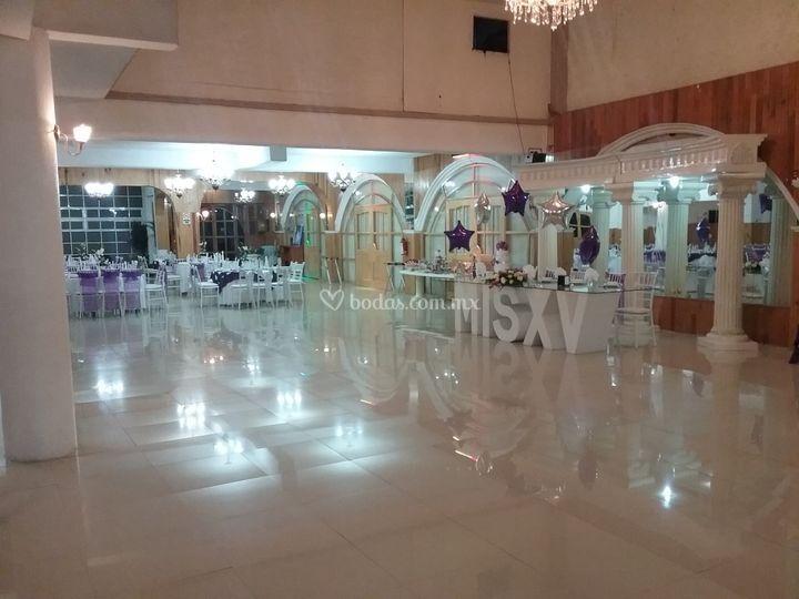 Salones Real