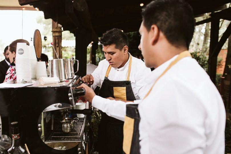 Oromo - Coffee bar