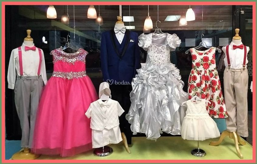 Vestidos de noche elegantes tijuana