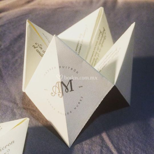 Diseño de origami