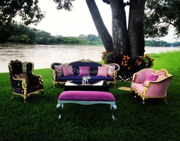 Salas Vintage De Uniko Lounge Foto 10 - Salas-vintage