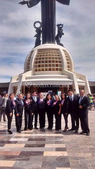 Guanajuato cerro del cubilete