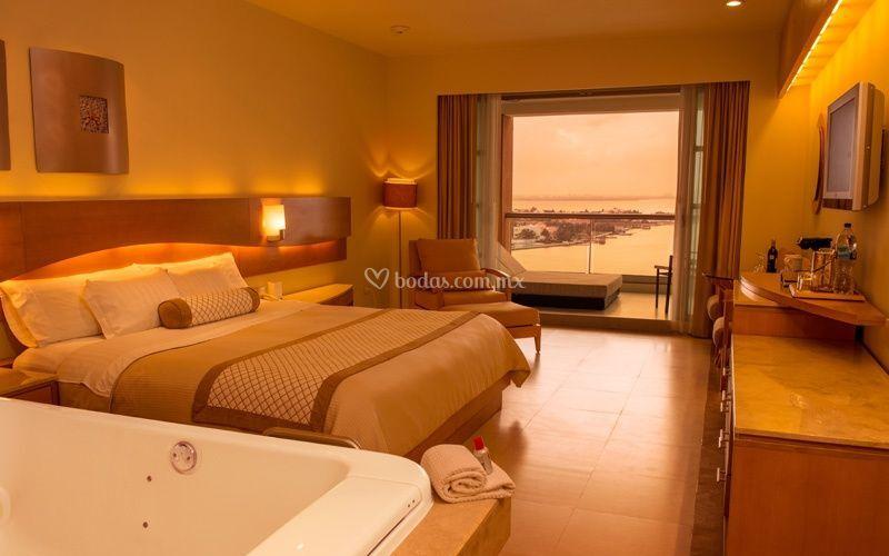 Beach Palace Wyndham Grand Resort