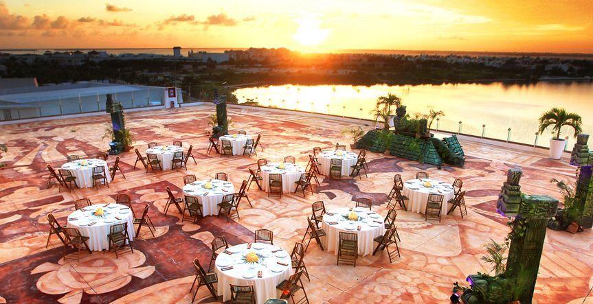 Palenque Terrace