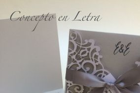 Concepto en Letra