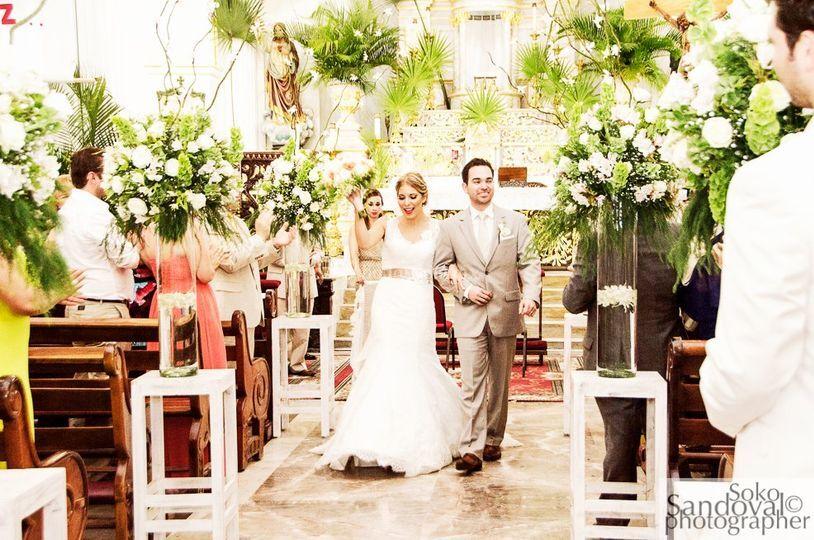 The Wedding Mexico