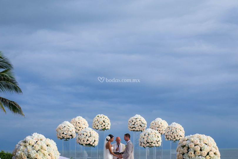 The Wedding México
