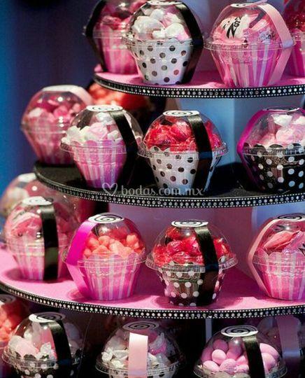 Detalle dulces