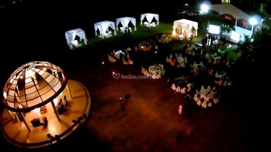 La quinta real eventos for Jardin quinta real cd obregon