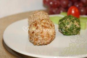3 tipos de bolitas de uva