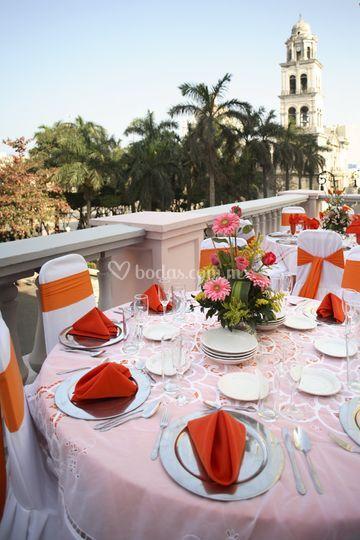 Banquete terraza 1