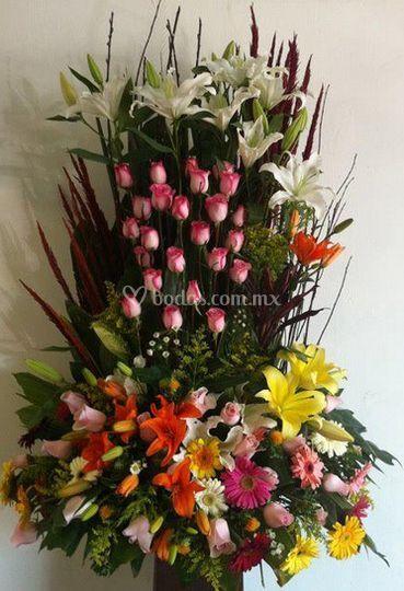 Arreglo floral grande