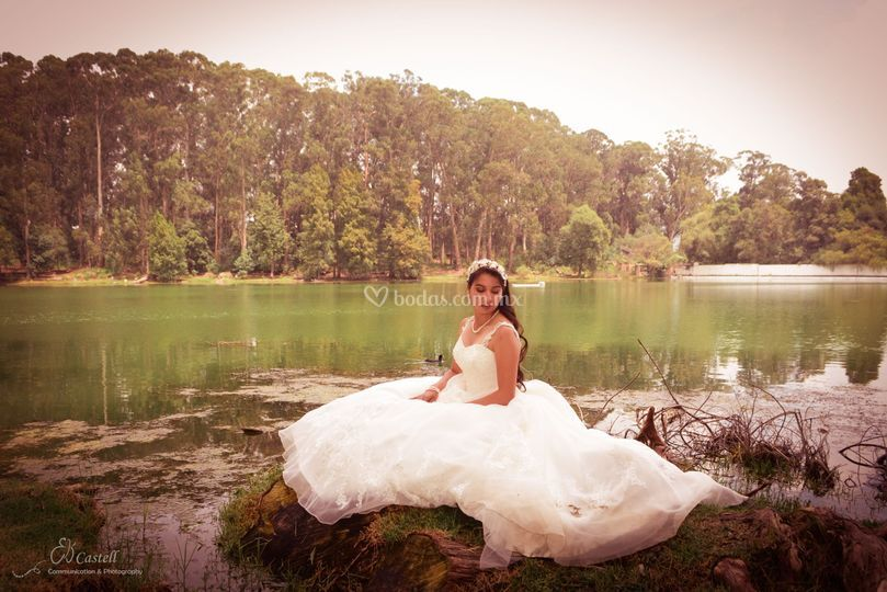 Trash the dress Chiautla