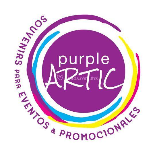 Purple Artic logo