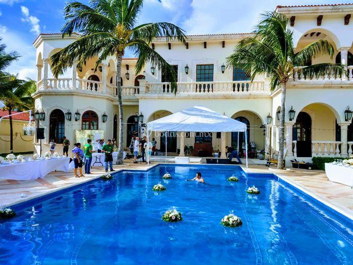 Boda Riviera Maya