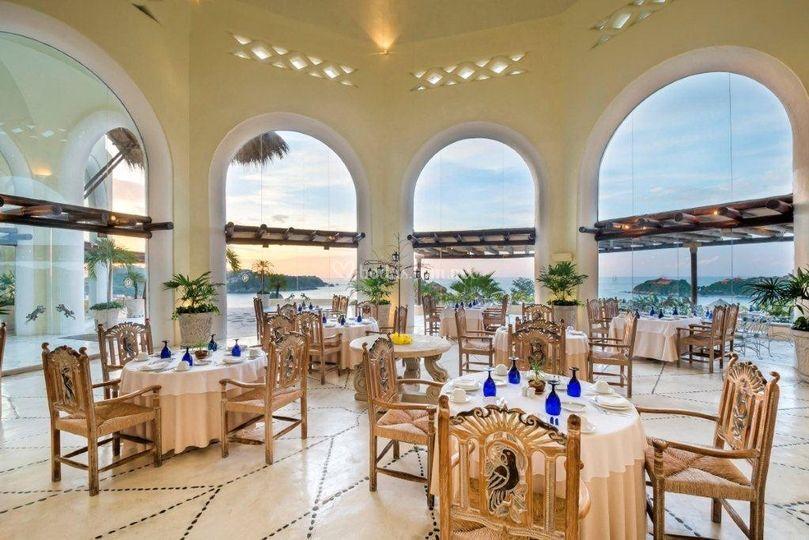 Restaurante las Cupulas