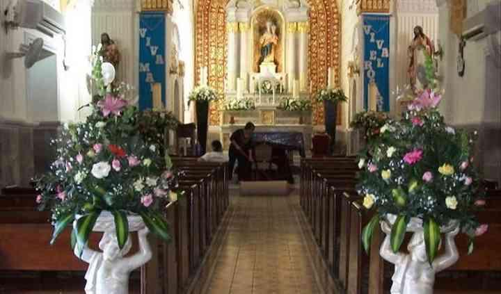Decoraciones para iglesias
