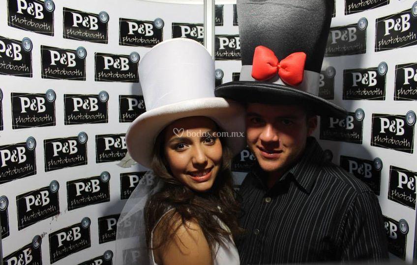 P&B Photobooth
