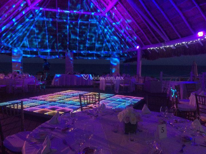 Ibiza tent