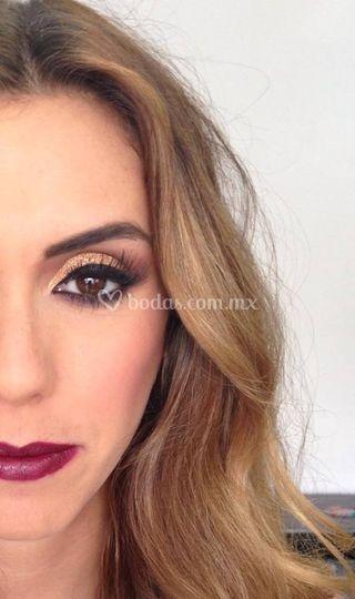 Luisa Garcia Make Up