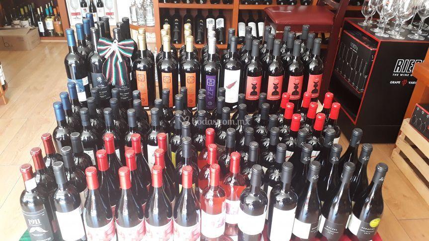 Vinos Wine Cru - Enoteca