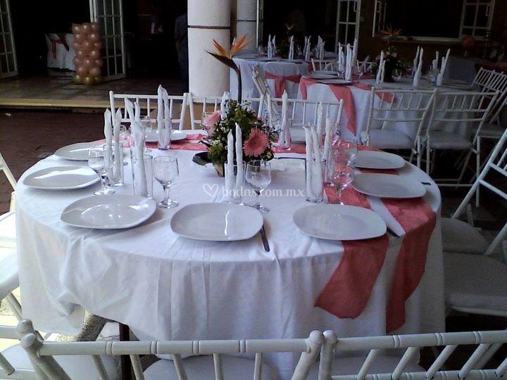 Banquetes Huber