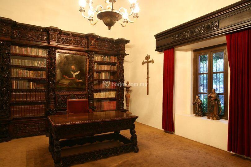 Biblioteca para civil