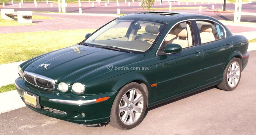 Jaguar de lujo