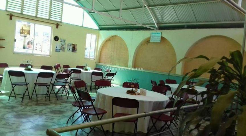 Salón La Laguna