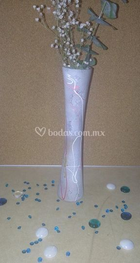 Florero stiletto