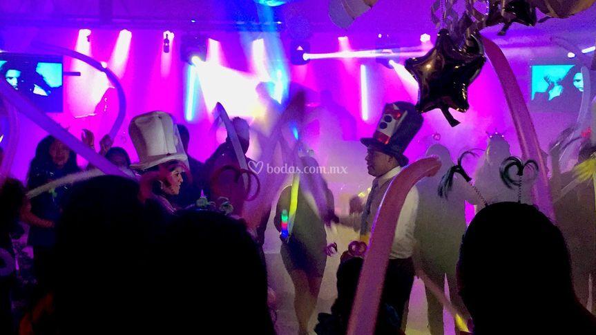 Bailes para boda
