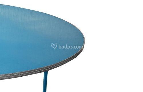 Mesas cuadradas y sillas tiffany de la mesa en alquiler - Mesa redonda 4 personas ...