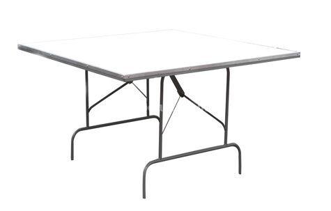 Mesa cuadrada 10 a 12 personas