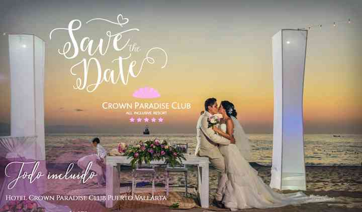 """""""Save the Date"""" con Hotel Crow"""