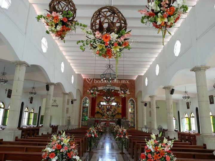 Decoración de capillas