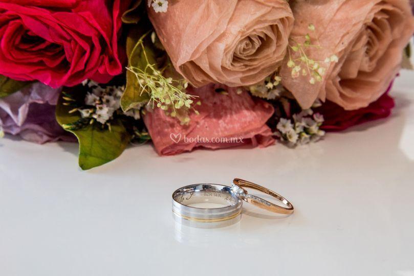 ¿Y los anillos?