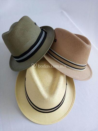 Sombrero chic 7 colores