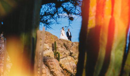 La boda de Alin y Rodolfo