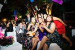 Invitados de la boda