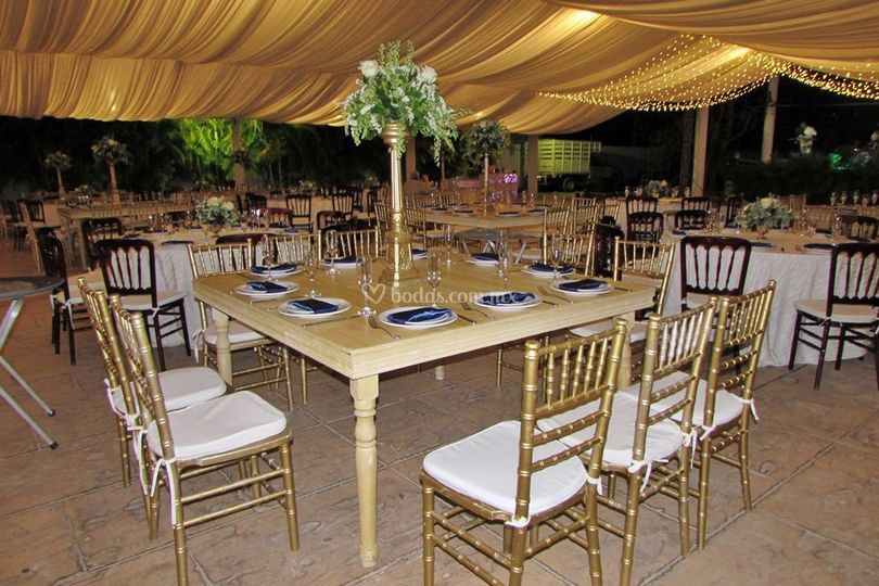 Banquetes Chuburna