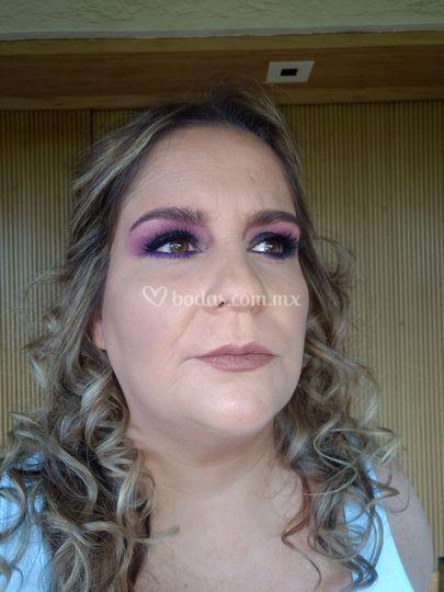 Smoky Eyes purpura