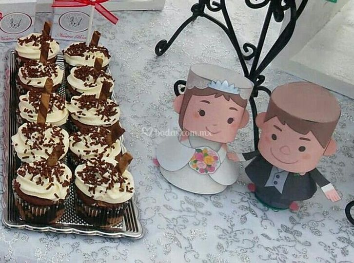 Cupcakes moka